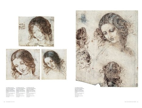 A Definitive Guide to Leonardo da Vinci's Paintings and Drawings | Renaissance Art | Scoop.it