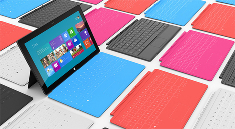 Microsoft Surface Pro – showing what any Windows tablet should strive to be | Surface Pro | Scoop.it