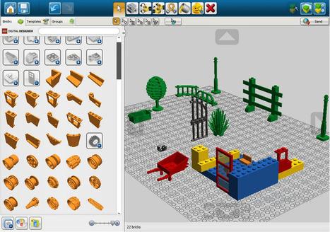 LEGO Digital Designer - Portail d'informatique   HiddenTavern   Scoop.it