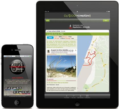 Fini le topo papier ? Vers l'e-topo et les randonnées numériques... Innovation incontournable pour les territoires | Tourisme&innovation64 | Scoop.it