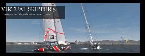 Virtual Skipper 5 Fr 2015 Logiciel gratuit Licence gratuite - Naviguer avec les meilleurs bateaux de compétition | Logiciel Gratuit Licence Gratuite | Scoop.it
