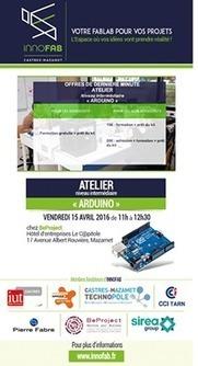 Offre exceptionnelle: InnoFab vous... - Castres-Mazamet Technopole | Facebook | Le Bassin de Castres-Mazamet | Scoop.it