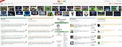 Qwant.com France : Le nouveau moteur de recherche | Blog Buzz | Nouveau blog buzz francophone | Scoop.it