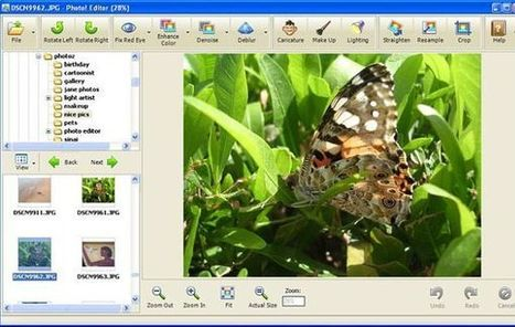 Photo! Editor, editor gratuito para retocar tus fotografías en un pispás | La biblioteca de Alejandría está en la Red | Scoop.it