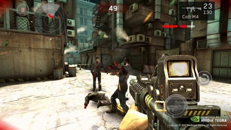 5 FPS incontournables sur Android | Time to Learn | Scoop.it