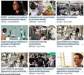 Palmarès des vidéos universitaires 2016 sur YouTube | Uso seguro de la red | Scoop.it