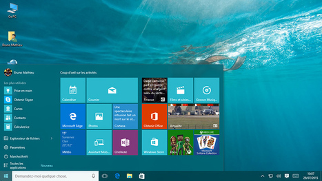Windows 10 : ce qu'il faut savoir avant de l'installer | Geeks | Scoop.it