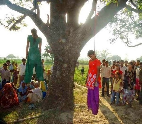 Viols en Inde – Une photo pour changer le monde - Sympatico - Actualités | DavidDcom | Scoop.it