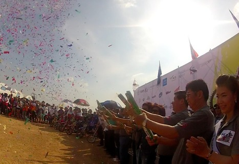 PTT All Japan Star Supercross in Sukhothai 2011, is now officially launched by Khun Somsak Thepsuthin - Live on Motorsport TV now | FMSCT-Live.com | Scoop.it