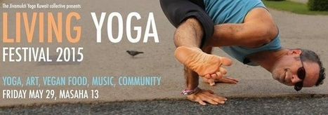 THE LIVING YOGA FESTIVAL 2015   The RedGold&Green Folk Project   Scoop.it