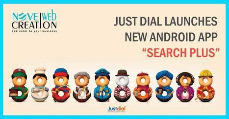 """Just Dial Launches New android App """"Search plus"""" 