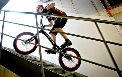 Polonês sobe 2.754 degraus de bicicleta e bate recorde na China | esportes | Scoop.it