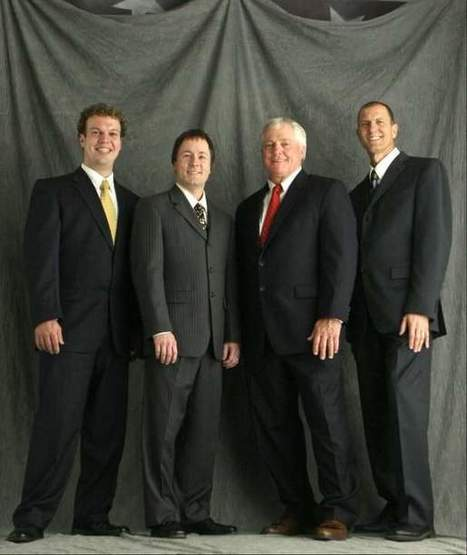 Sanctuary Quartet performs at Rose Theater Saturday - Monroe News Star | southern gospel music | Scoop.it