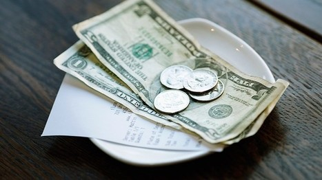 Tipping 360 Part 2: Pay gap could push tipping change | SocialMediaRestaurants.com | Scoop.it