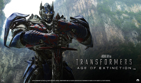 DCM - Paramount Pictures and Texas Tourism partner in Transformers cinime promotion | Brands & Entertainment - Cinema, Art, Tourism, Music & more | Scoop.it