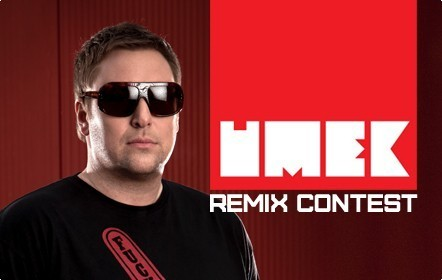 "Announcing the Umek ""Slap"" remix contest 