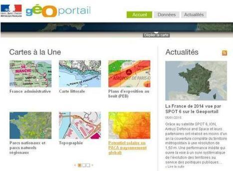 Site du jour (188) : Géo portail (Gouv) | Mes Hautes-Pyrénées | Scoop.it