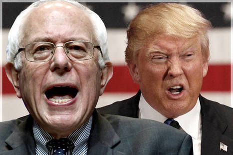 This is an oligarchy, not a democracy: Donald Trump, Bernie Sanders, and the real reason why change never seems to come | Ethics? Rules? Cheating? | Scoop.it