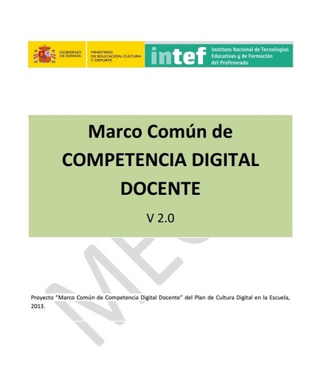Informe Competencias para un Mundo Digital   Formación profesional   Scoop.it