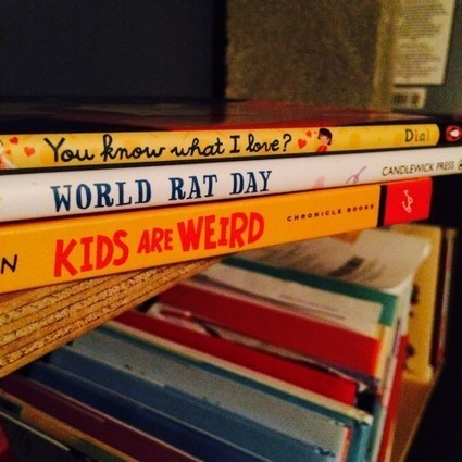 Be a Part of the 2014 Book Spine Poem Gallery — @100scopenotes 100 Scope Notes | Library Websites and Projects | Scoop.it