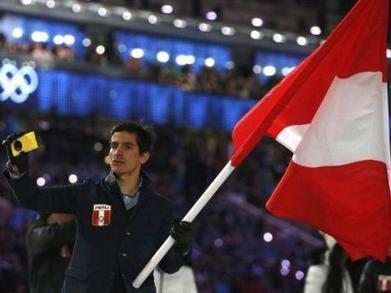 Sochi 2014: Esquiador Roberto Carcelén es destacado por la prensa rusa | Juegos Olímpicos en Sochi | Scoop.it