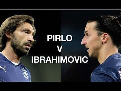 The FUNNIEST Quotes From Pirlo And Ibrahimovic's New Books! | internet marketing | Scoop.it