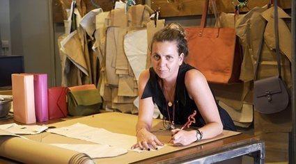 Τι κάνουν οι απόφοιτοί μας σήμερα : Πέννυ Βόμβα- Σχεδιάστρια μόδας - Rien, όπως λέμε «τίποτα» | TA NEA TOY LFH | Scoop.it