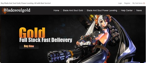 Buy Blade And Soul Gold, Cheap BNS Gold Hot for Sale at BladeSoulGold.net | Blade Soul | Scoop.it