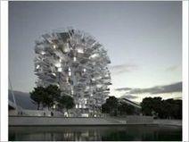 Montpellier dévoile une nouvelle folie architecturale . | ORPI 101 Jaurès Brest | Scoop.it