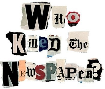 Morrem os jornais, surgem as marcas jornalísticas - Observatorio Da Imprensa | Media, Journalism, Communication, Social Media | Scoop.it