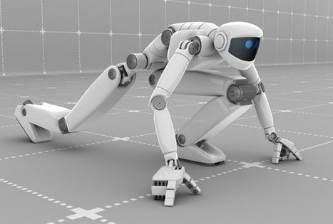 One Small Step For Robots, One Large Step For Mankind - RedOrbit | Futuristic Intelligent Robotics | Scoop.it