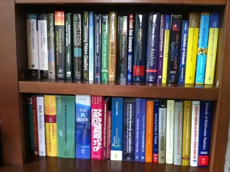 More than 100 Data Science, Analytics, Big Data, Visualization Books | Big Data | Scoop.it