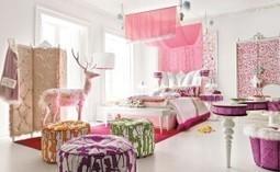 Bedroom Design Ideas For Girls   Home Design Ideas   homedesignideas   Scoop.it