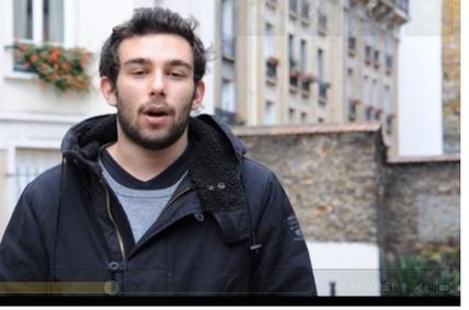 Lucas Elalouf, 22 ans, candidat sur la liste d'Eric Lejoindre | Actualité de la politique française | Scoop.it