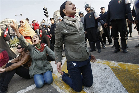 Egypt on the verge of several Days of Rage   Coveting Freedom   Scoop.it