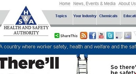 56 people killed in workplace accidents last year | Occupational and Environment Health | Scoop.it