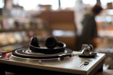 Les disquaires bougent encore | Marché de la Musique | Scoop.it
