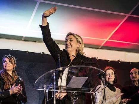 France's Front National party expected to make sweeping gains in this month's local elections | Psycholitics & Psychonomics | Scoop.it