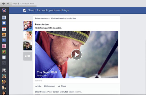 Much Needed Changes To The Facebook Newsfeed Look A Lot Like Google+ | MobileandSocial | Scoop.it