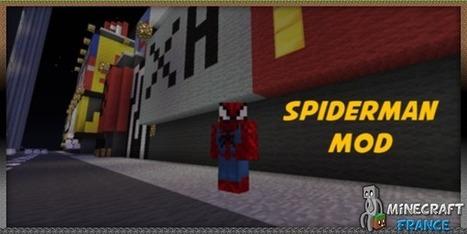 [Mod] Spiderman [1.4.7] | apres tous je sais pas | Scoop.it