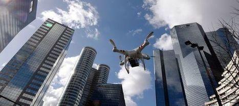 Face aux drones invasifs, les nouvelles armes de l'Etat Français | Une nouvelle civilisation de Robots | Scoop.it