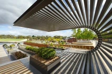 India Art n Design Global Hop : WAF'13 Landscape Award Winner – Australian Garden | Horticulture | Scoop.it