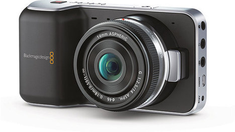 Review: Blackmagic Pocket Cinema Camera | Studio Daily | Cinematography | Scoop.it