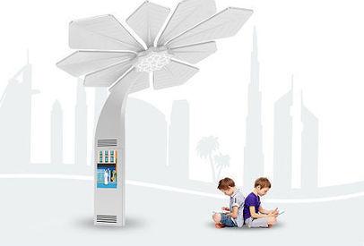 Palmeras de energía solar para cargar tu celular - Milenio.com | Energía | Scoop.it