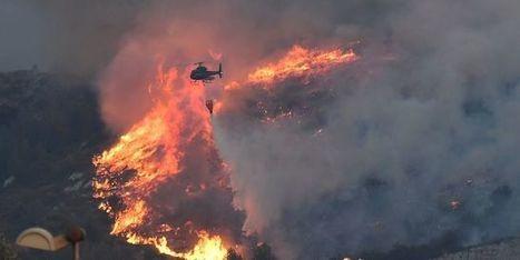 Incendies: à Vitrolles et aux Pennes-Mirabeau, «c'était l'apocalypse» | Chronique d'un pays où il ne se passe rien... ou presque ! | Scoop.it