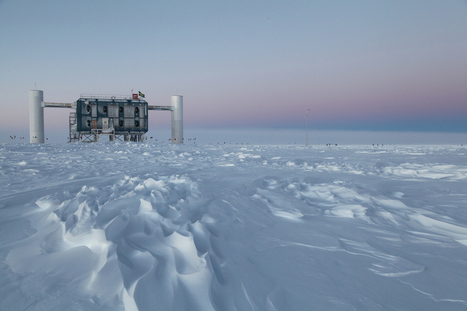 Astronomers in Antarctica find neutrinos from outside our solar system | Beyond the cave wall | Scoop.it