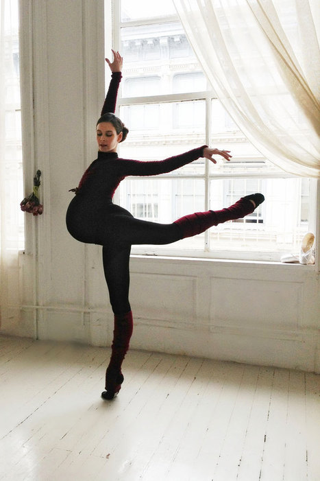 En Pointe and Pregnant: Mary Helen Bowers on the Benefits of Ballet for Moms to Be | Fitness | Scoop.it