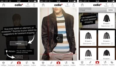 M-Commerce Quand les applis mobiles facilitent l'achat | Digital et Expérience client omnicanal | Scoop.it
