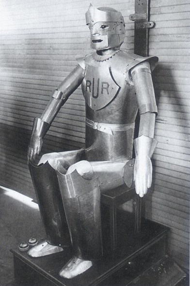 How Eric, the UK's first robot, is being brought back to life | Technoculture | Scoop.it