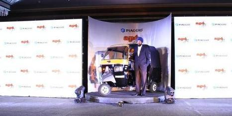 Piaggio launches Ape City Compact Diesel | Vespa Stories | Scoop.it